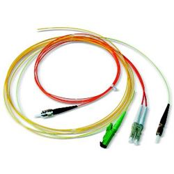 Dätwyler Cables LCD/SCD OM4 3m cavo a fibre ottiche Viola