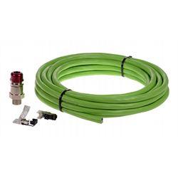 Axis ASKDP03-T cavo per fotocamera 95 m Verde