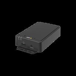 Axis C8210 amplificatore audio Nero