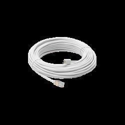 Axis F7315 cavo di segnale 15 m Bianco