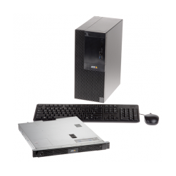 Axis S1116 Intel® Core™ i5 di ottava generazione 8400 8 GB HDD Nero Stazione di lavoro