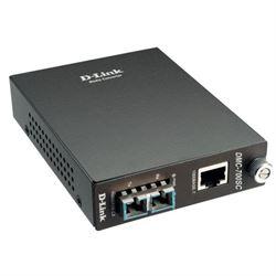 D-Link Media Converter convertitore multimediale di rete 1000 Mbit/s