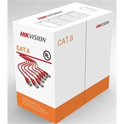 Hikvision Digital Technology DS-1LN6-UU cavo di rete 305 m Cat6 U/UTP (UTP)