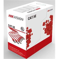 Hikvision Digital Technology DS-1LN5E-S cavo di rete 305 m Cat5e U/UTP (UTP) Multi