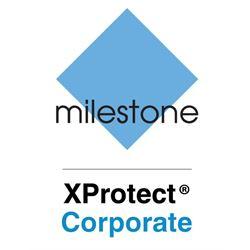 Milestone XProtect Corporate Licenza